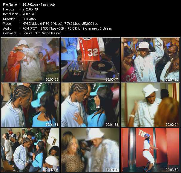 J-Kwon music video Publish2