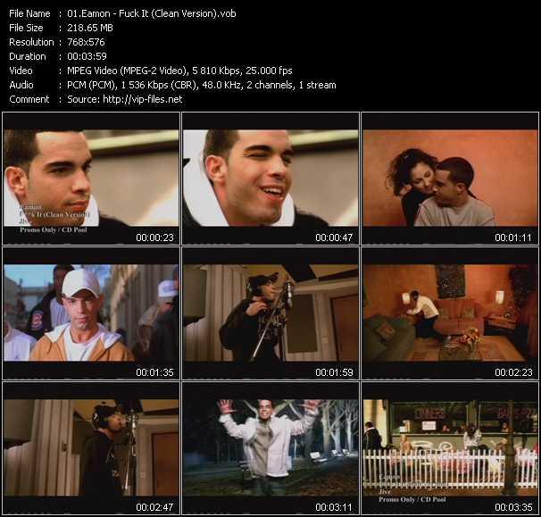 Eamon music video Publish2