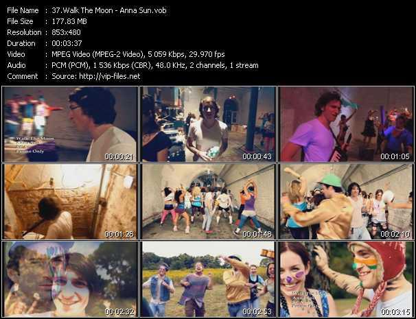 Walk The Moon music video Publish2