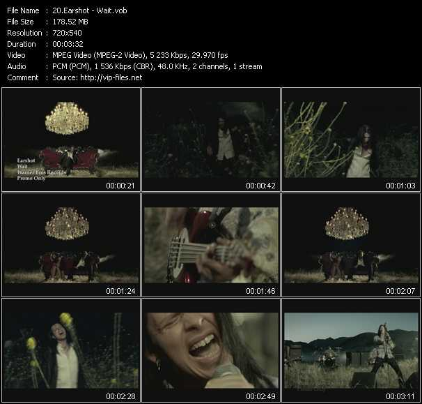 Earshot music video Publish2