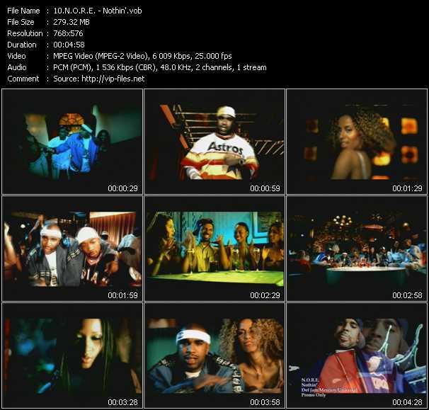 N.O.R.E. music video Publish2