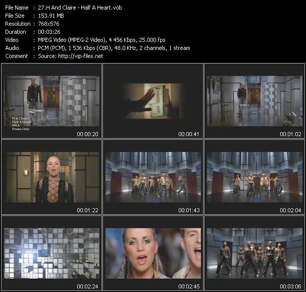 H And Claire music video Publish2