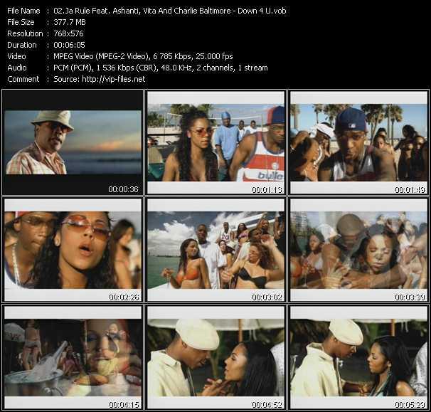 Ja Rule Feat. Ashanti, Charli Chuck Baltimore And Vita music video Publish2