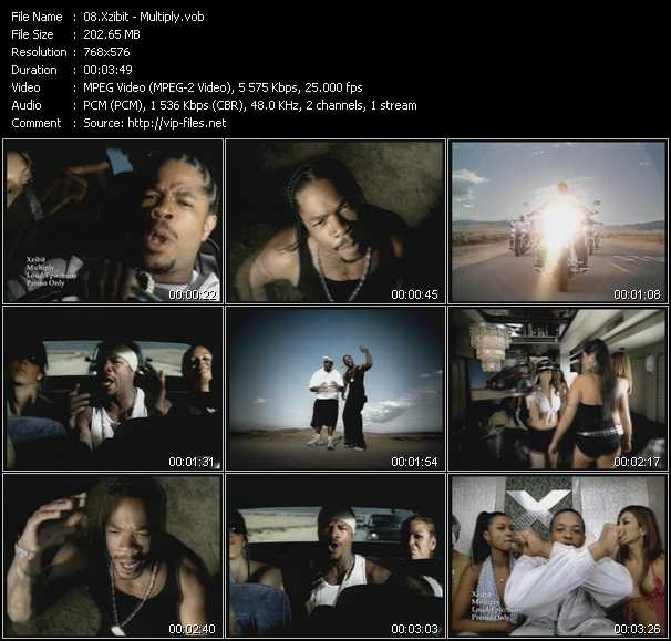 Xzibit video - Multiply