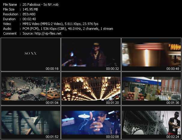 Fabolous music video Publish2