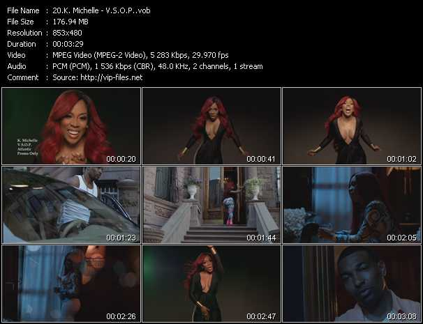 K. Michelle music video Publish2