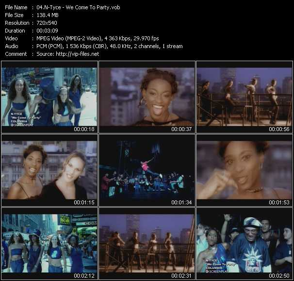 N-Tyce music video Publish2