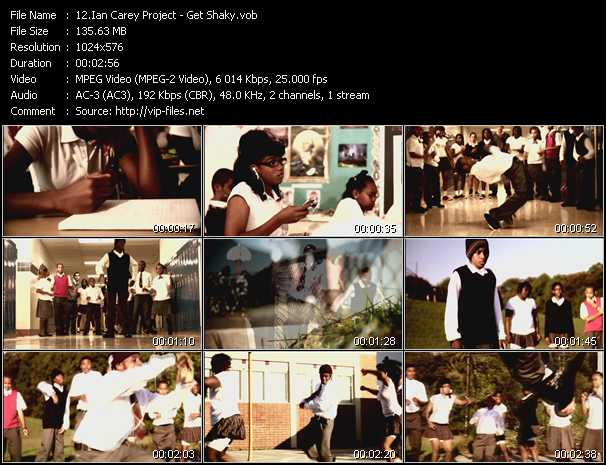 Ian Carey Project music video Publish2