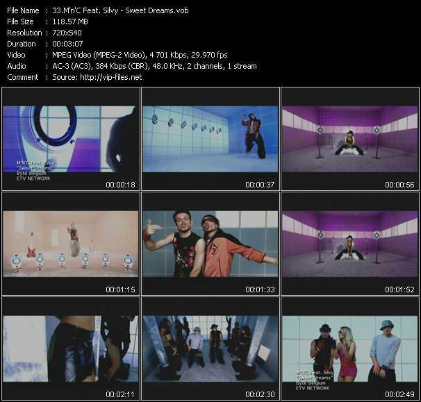 M'n'C Feat. Silvy music video Publish2