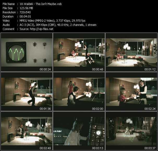 Waldek music video Publish2