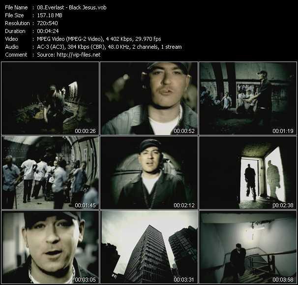 Everlast music video Publish2