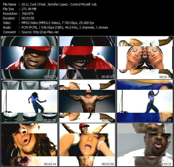 LL Cool J Feat. Jennifer Lopez video - Control Myself