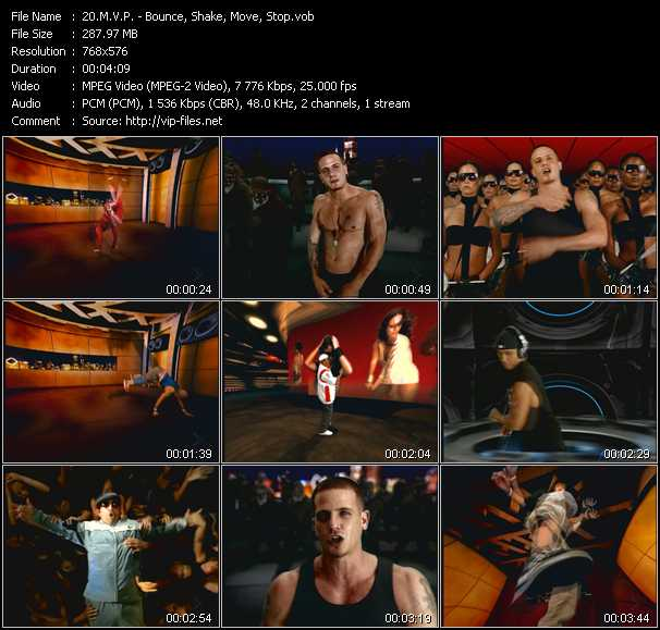 M.V.P. music video Publish2