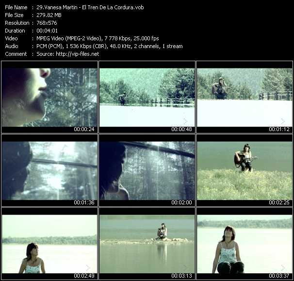 Vanesa Martin music video Publish2
