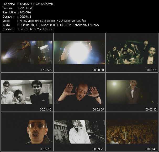 Iam video - Ou Va La Vie
