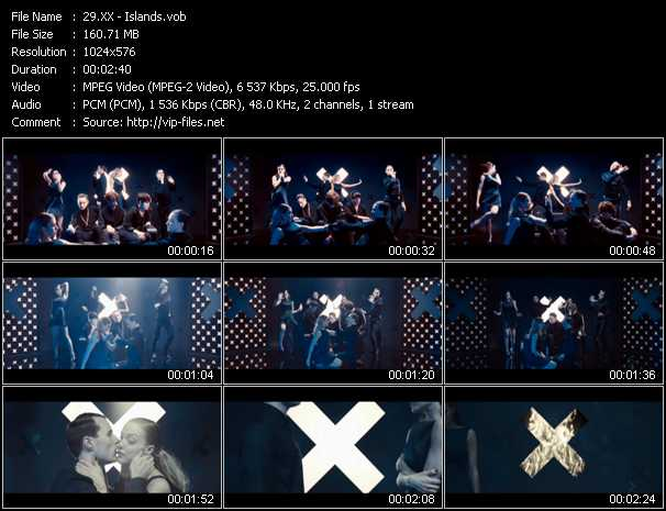XX music video Publish2