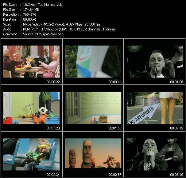 J-Ax music video Publish2