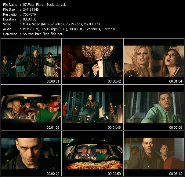 Fabri Fibra music video Publish2