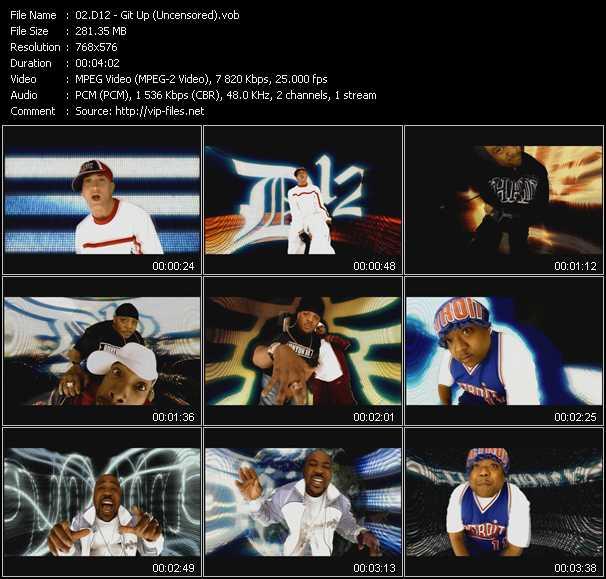 D12 music video Publish2
