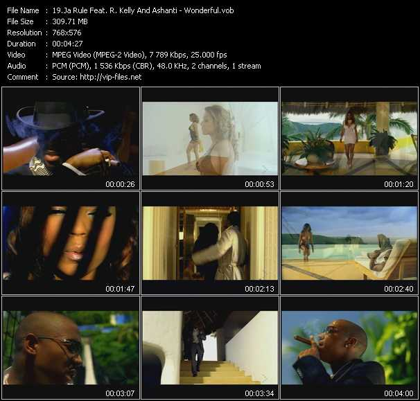 Ja Rule Feat. R. Kelly And Ashanti music video Publish2