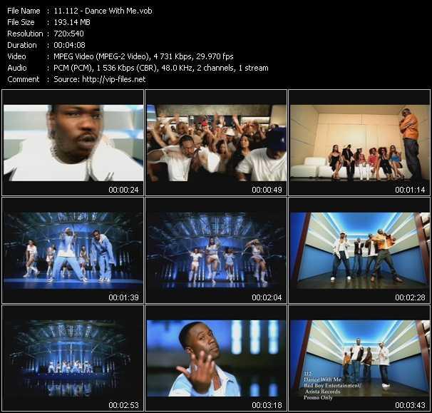 112 music video Publish2
