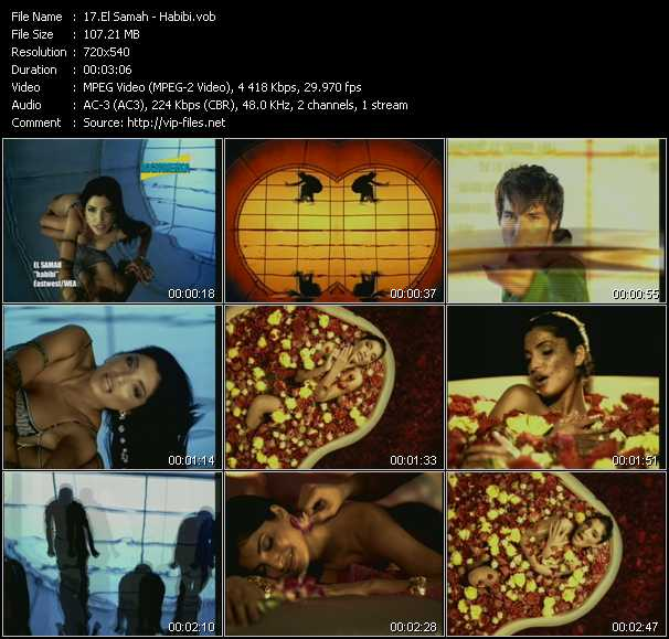 El Samah music video Publish2