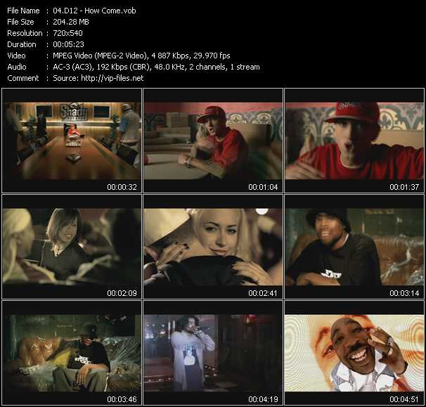 D12 music video Publish2