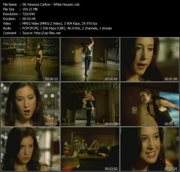 Vanessa Carlton music video Publish2