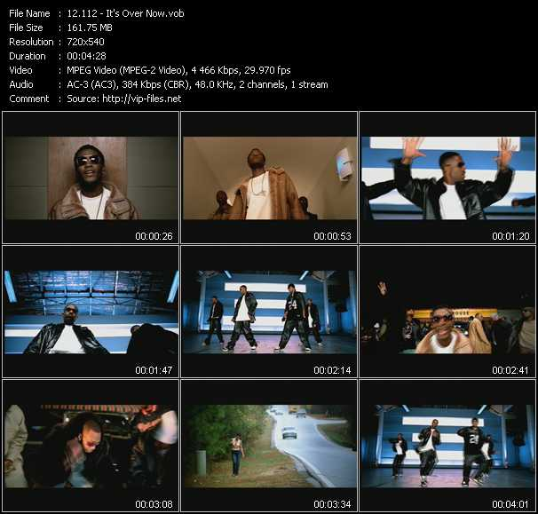 112 music video Publish2