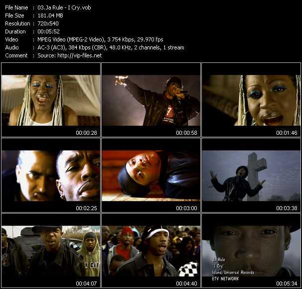 Ja Rule music video Publish2