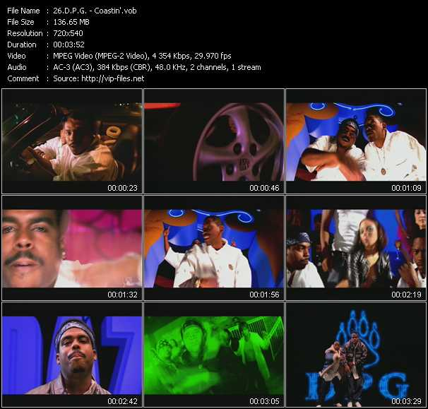 D.P.G. music video Publish2