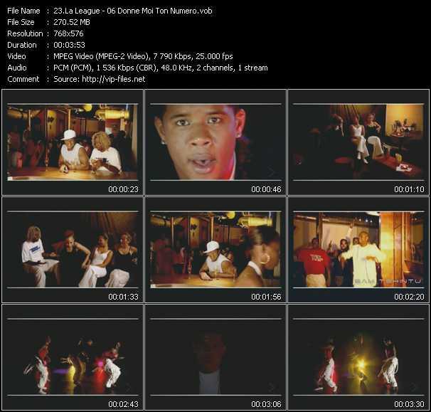 La League music video Publish2