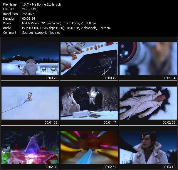 M music video Publish2