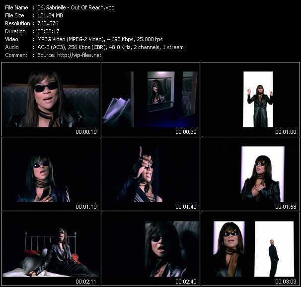 Gabrielle music video Publish2