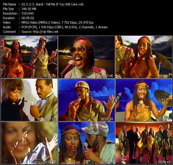 S.O.S. Band music video Publish2