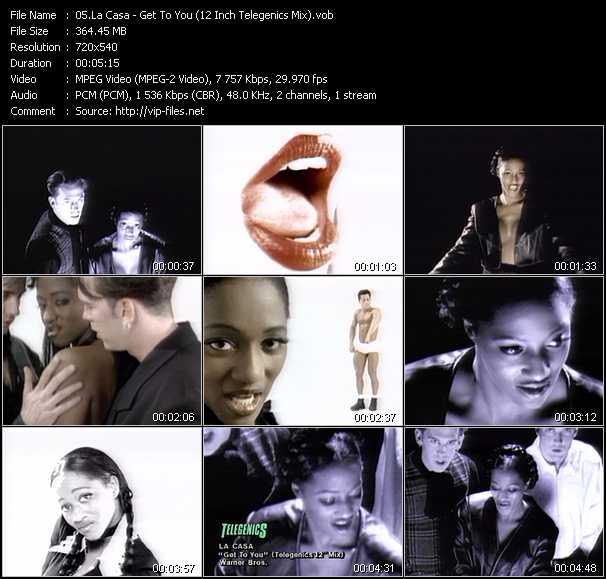 La Casa music video Publish2