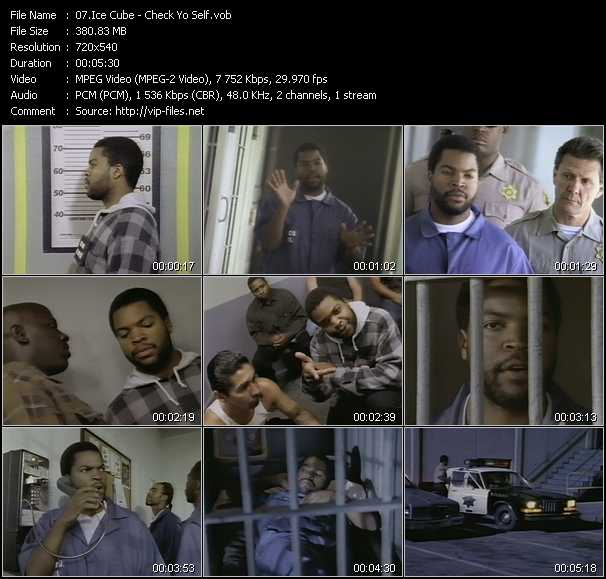 Ice Cube music video Publish2