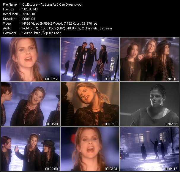 Expose music video Publish2