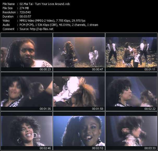 Mai Tai video - Turn Your Love Around