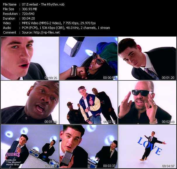 Everlast video - The Rhythm