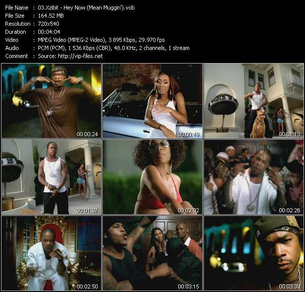 Xzibit music video Publish2