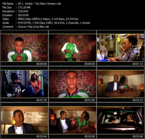 J. Jordan music video Publish2