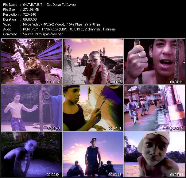 T.B.T.B.T. music video Publish2