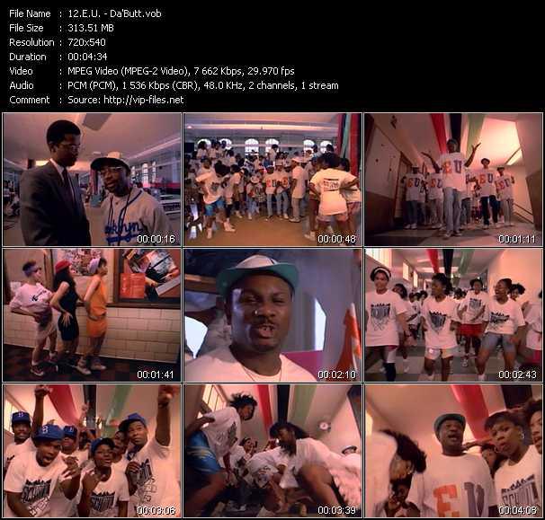 E.U. music video Publish2