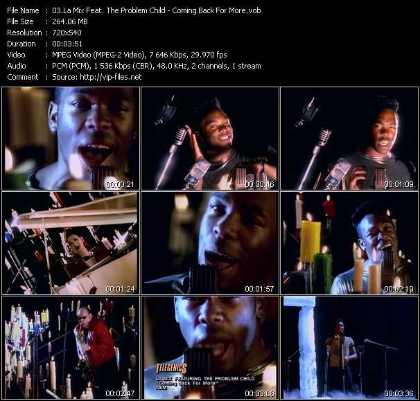 L.A. Mix Feat. The Problem Child music video Publish2