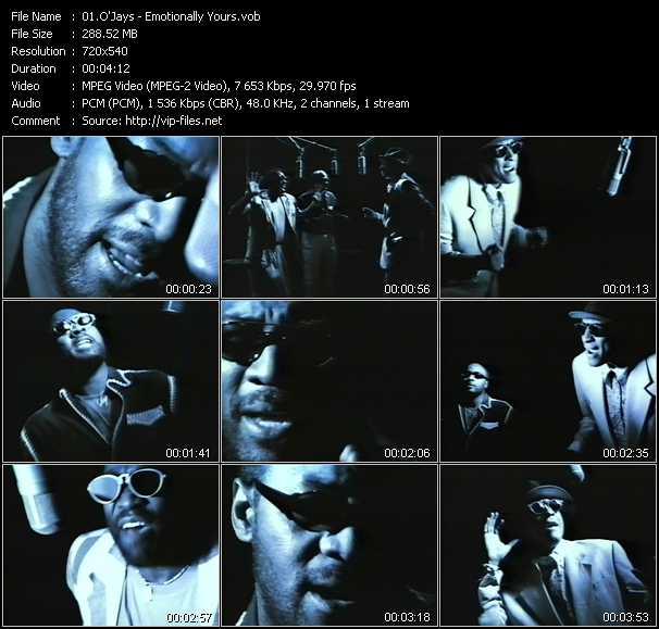 O'Jays music video Publish2