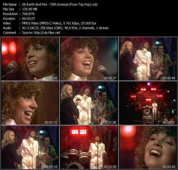 Earth And Fire music video Publish2