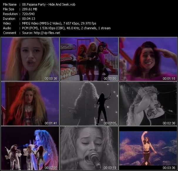 Pajama Party music video Publish2