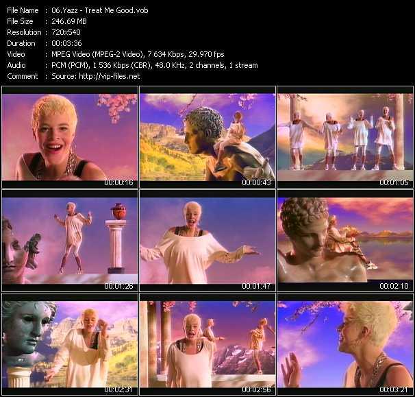 Yazz music video Publish2
