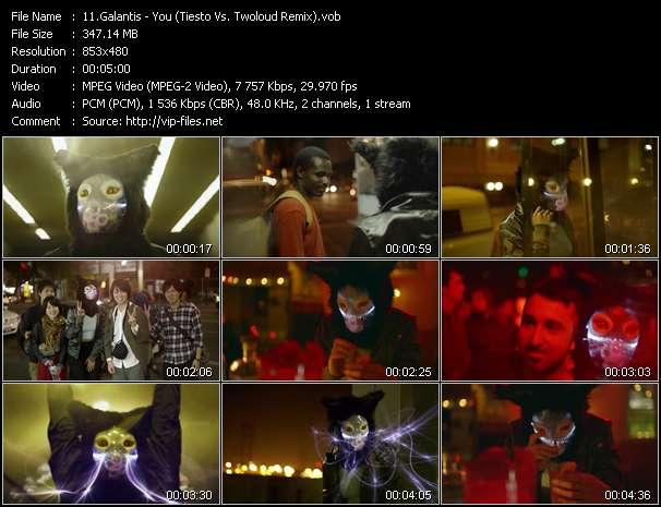 Galantis music video Publish2
